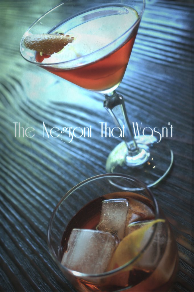 The Negroni That Wasn't