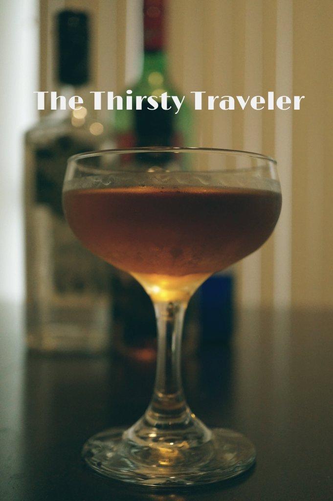 The Thirsty Traveler